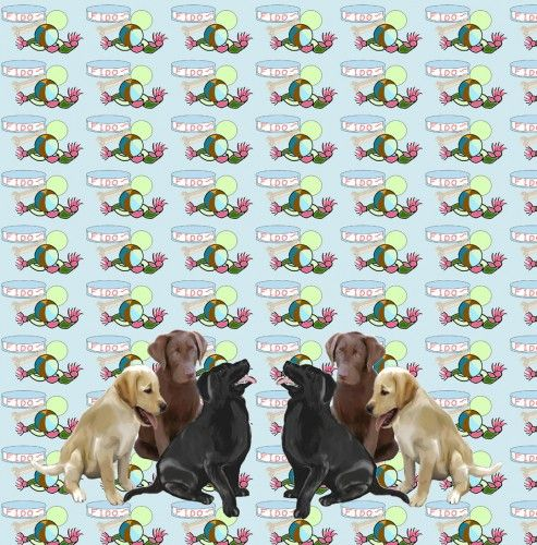 Labrador shower curtain | Labrador Quotes and Labs | Pinterest