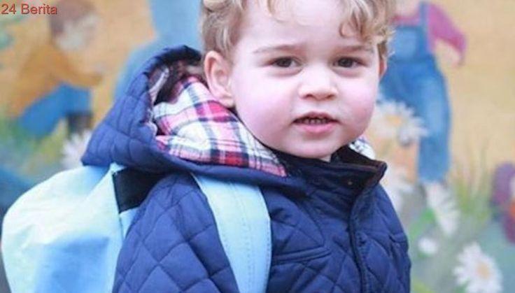 Pangeran George Dilarang Punya Teman Baik di Sekolah