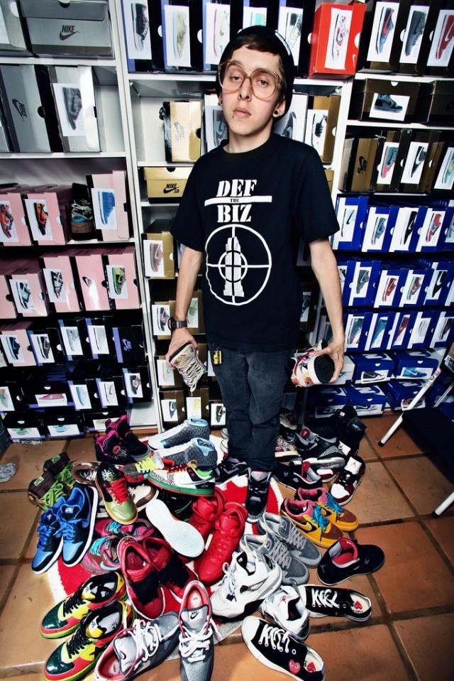 184da60e0e00 My Collection – Franalations (by Derren Versoza)  sneakers
