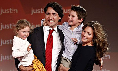 Justin Trudeau also called for party unity after years of infighting between Chretien and the most recent Liberal prime minister, Paul Martin. Chretien made no mention of Martin during a speech on Sunday. Trudeau said the Liberals had been focused on fighting each other rather than fighting for Canadians.
