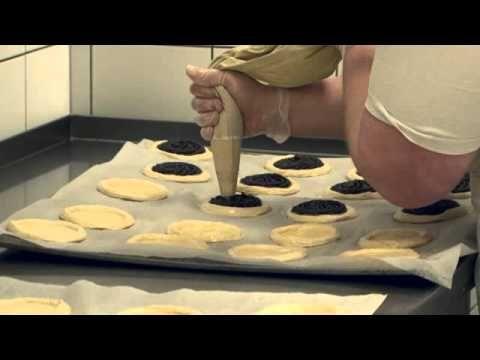 Svatební koláčky s mákem, tvarohem, jablky nebo povidly