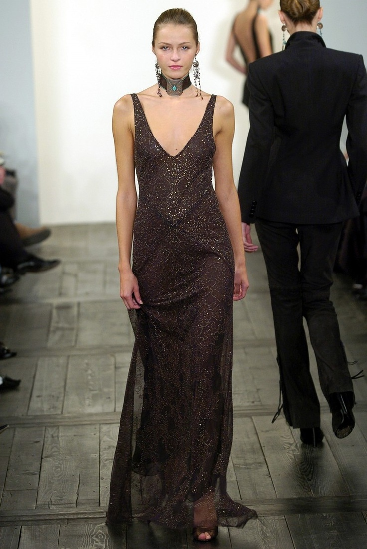 Ralph Lauren 랄프 로렌 : Fall/Winter 2004 Ready-to-Wear New York