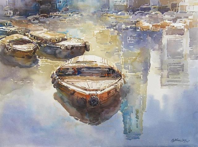 33 best Watercolor Paintings images on Pinterest