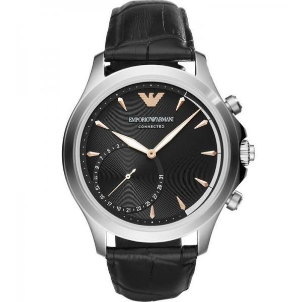 Emporio Armani Hybrid Smartwatch Herrenuhr Art3013 Armani Uhren Emporio Armani Uhren Herren