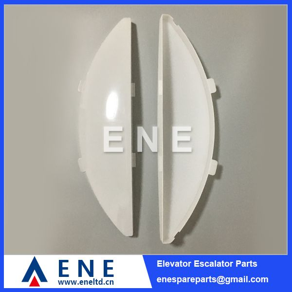 Schindler Elevator Floor Lampshade Cover 600mm Elevator Door Parts