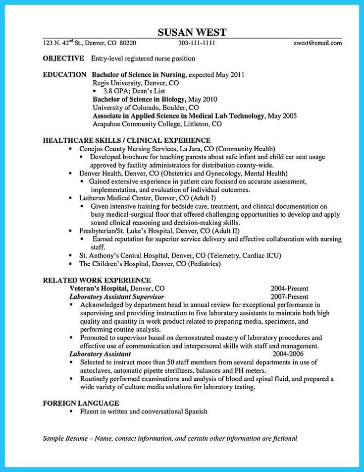 cool high quality critical care nurse resume samples