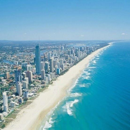 Surfers Paradise - The Gold Coast