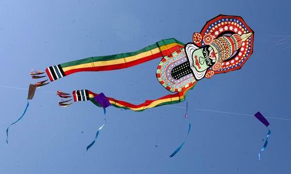 Uttarayan: The vibrant Kite Flying Festival
