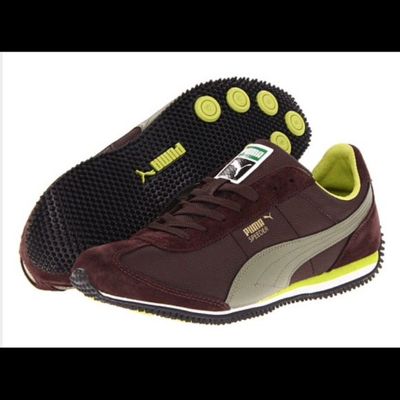 Puma sports shoe These are cute Pumas and have only been worn a few times! Puma Shoes Athletic Shoes