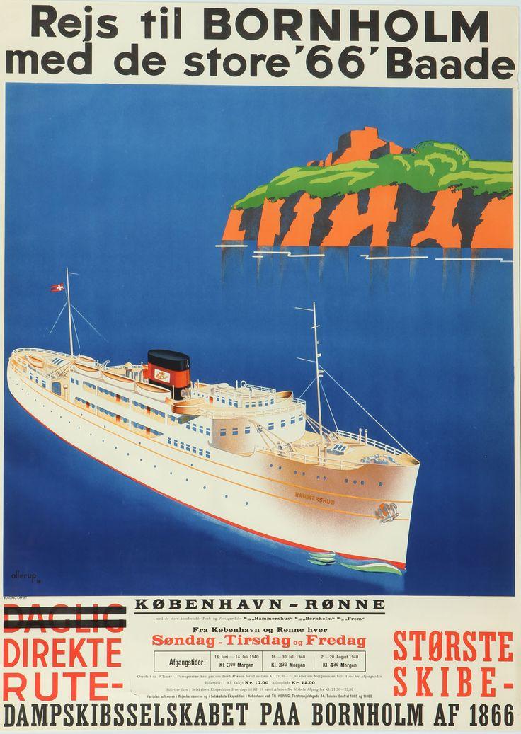 Rejs til Bornholm med 66 bådene