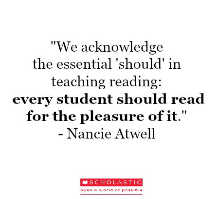 best open a world of possible images quotes on   teacherprize winner nancie atwell recently wrote an essay for our open a world of possible