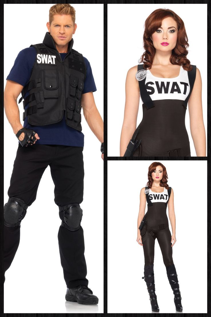 check out this hot swat pair styles 85168 and 83682 wwwlegavenuecom costume halloweenhalloween partyhalloween - Swat Costumes For Halloween