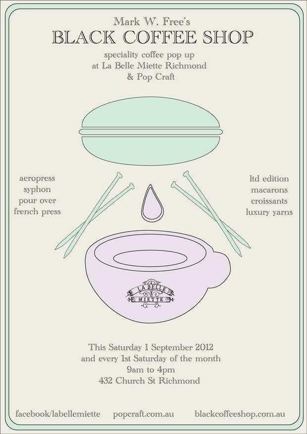 At La Belle Miette in Richmond on Saturday, 1 September #macarons #melbourne