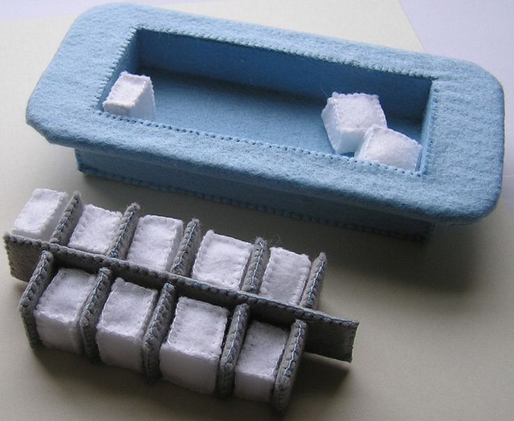 Ice tray! This was just a photo, I need to find the source site.