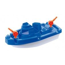 Zand speelgoed boot