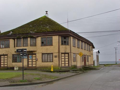 Casas de Achao, Chiloé