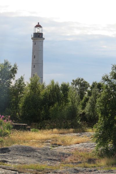 Lighthouse   Åland islands, Finland