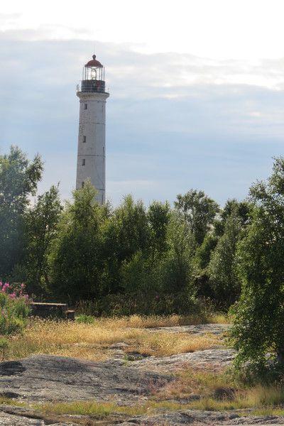 Lighthouse   Åland islands, Finland