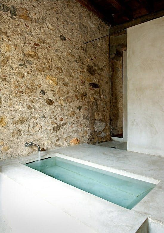 9 Out Of The Ordinary Grotto Style Baths To (Virtually) Escape