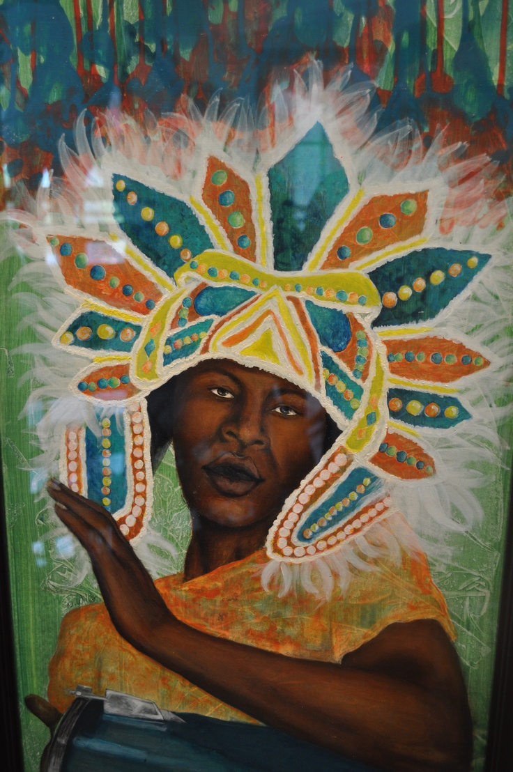 More Bahamian Art | The Bahamas and their Ports of Call ...