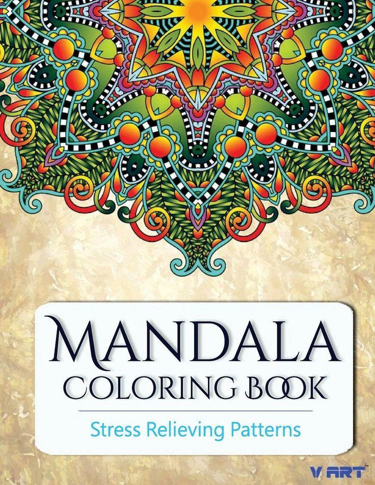 Mandala Coloring Book Books For Adults