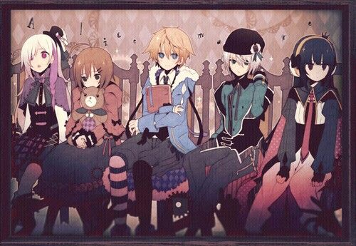RPG Horror Game Alice Mare