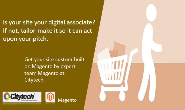 From Magento integration with ERP or EPOS system to setting up multi-currency and multilingual Magento store to migration to Magento from other platforms, Magento development team at Citytech can deliver them with an unmatched and excellent expertise. Hire magento customization developers from Citytech Software: http://www.citytechcorp.com/services/magento-customizations/