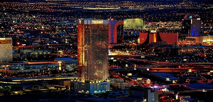 Facts About Trump International Hotel Las Vegas  The #TrumpInternationalHotel #LasVegas is a 64-story luxury #hotel, #condominium, and timeshare located on Fashion Show Drive near Las Vegas Boulevard, just off the Las Vegas Strip in Paradise, #Nevada, named for real estate developer and the 45th and current #President of the #UnitedStates #DonaldTrump.