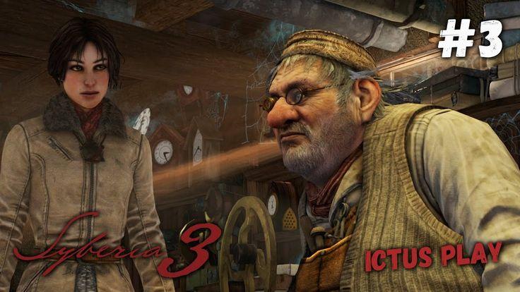 Прохождение игры Syberia 3 (Сибирь 3) от канала Ictus Play на Русском языке PC (ПК). Подписаться на канал - http://bit.ly/join_ictusplay Официальный сайт - h...