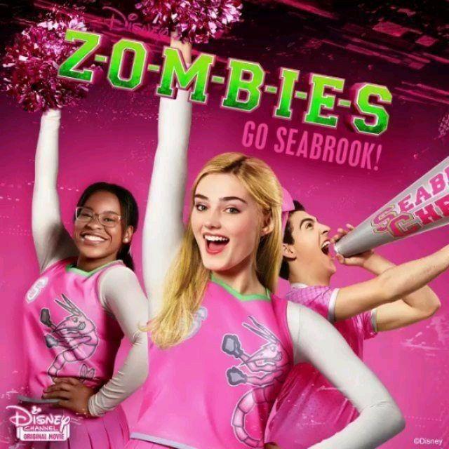 Zombies Das Musical Zombie Disney Disney Channel Zombie Movies