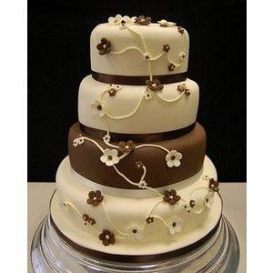 Gateau de Mariage Chocolat - Le