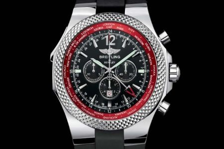 "Breitling Bentley GMT ""V8"" Price and Review"