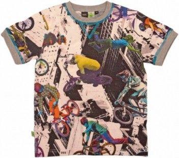 Molo Kids | Camiseta Roddy BMX