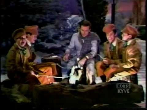 Andy Williams & Osmond Brothers - Silver Bells (Christmas Special 1965)