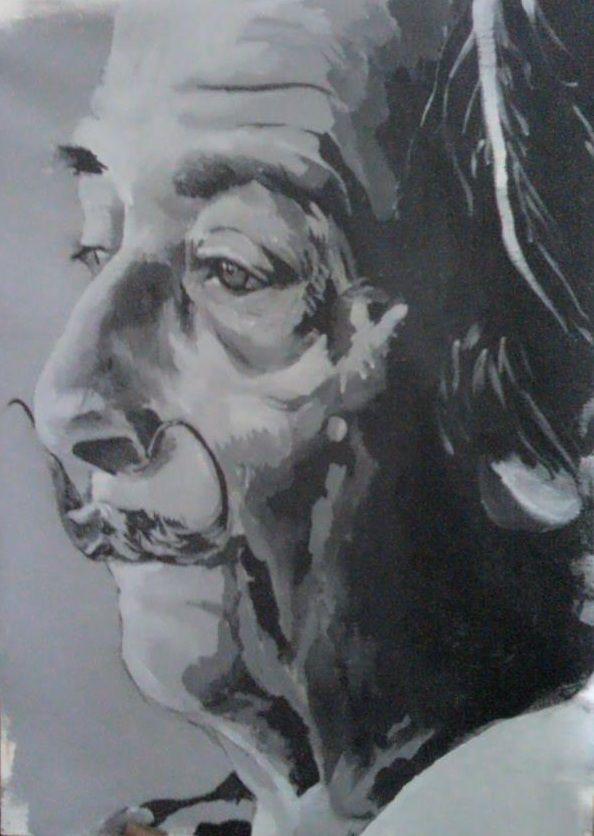 ARTWORK:(painting) Salvador Dali