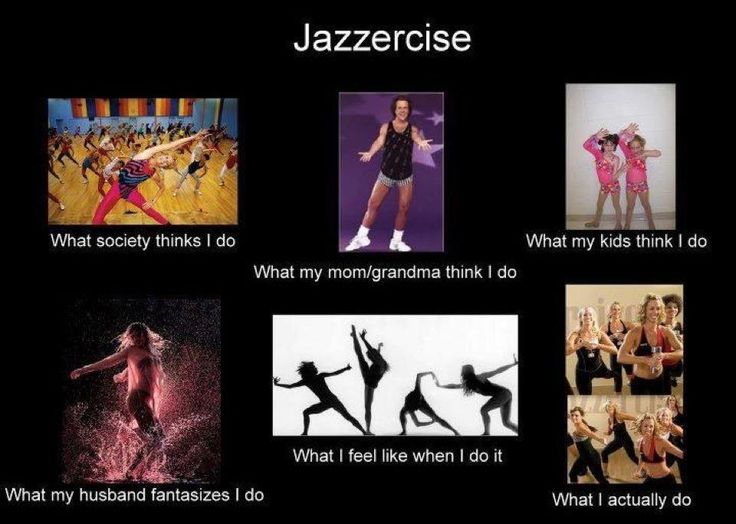 Why I love Jazzercise! [from Jazzercise SW Conn website]
