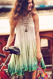 vestido fresco