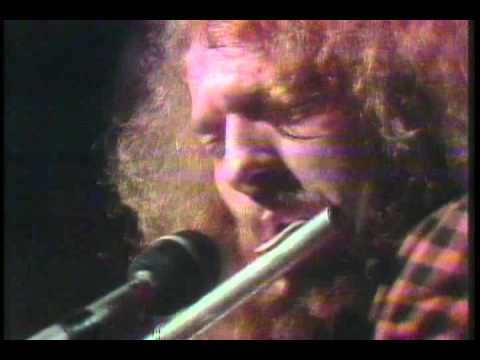 Bach's Bouree.....Jethro Tull That's how I like my classical music
