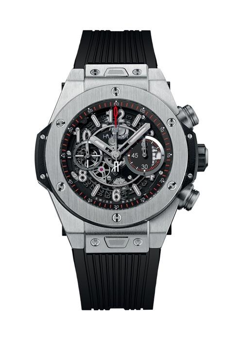 Big Bang Unico Titanium 45mm Chronograph watch from Hublot
