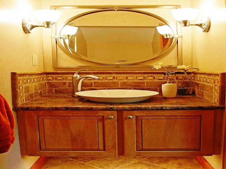 Best Of B Q Bathroom Mirrors: 17 Best Ideas About Oval Bathroom Mirror On Pinterest