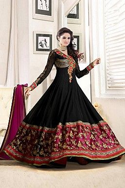 Designer Frock Suit, Round Suit,Floor Length Suit, Buy Designer Frock Suit, Round Suit,Floor Length Suit For Select, Designer Frock Suit online, Shopping India at Low Pr - iStYle99.com