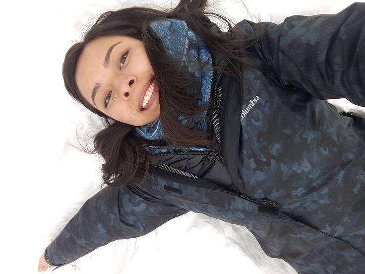 Ya maduré, lo juro. 🙊❄ . . . #snow #grownupwoman #hellohomestay #Canada #Toronto  #snowto #thankyoutoronto #memoriesoftoronto