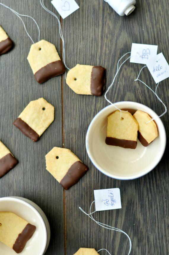 A legcukibb keksz - a teafilternek álcázott csokis keksz
