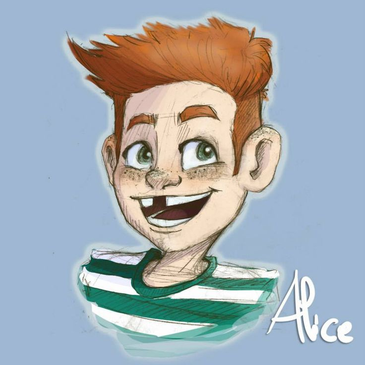 Red Hair Boy
