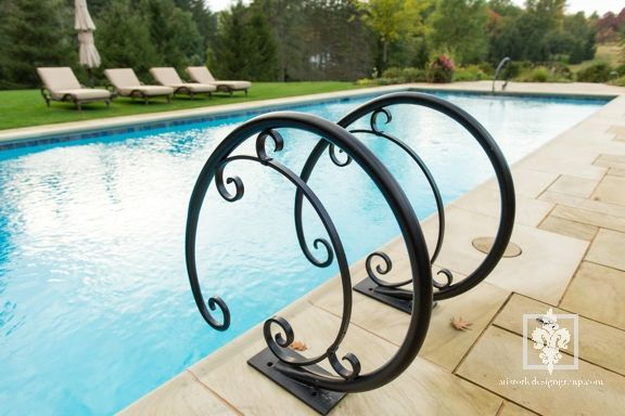 24 Best Pool Ladders And Hand Rails Pool Ladders And Hand Rails By S R Smith Wise Pool