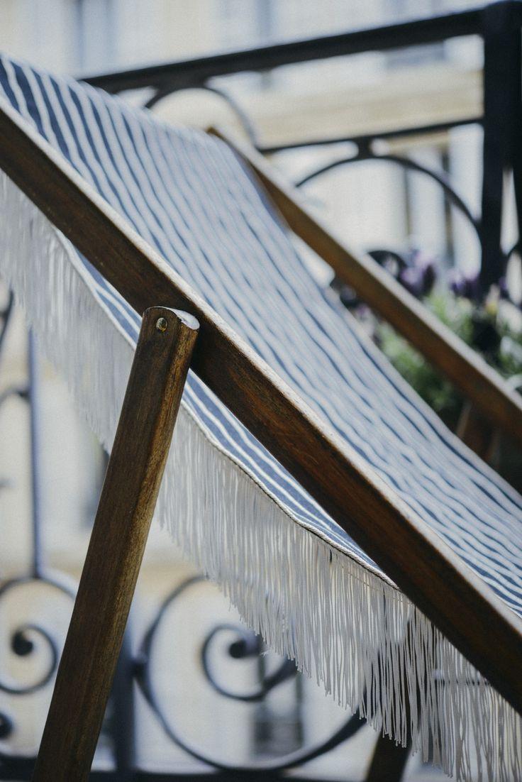 25 melhores ideias de chaise longue jardin no pinterest for Changer toile chaise longue
