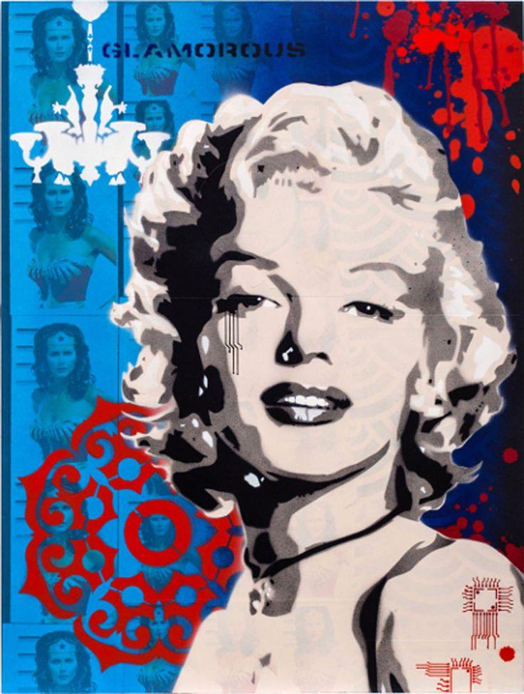 Bombshell 1.6, Brad Novak. Parnell Gallery Artist.  http://www.parnellgallery.co.nz/artists/brad-novak/