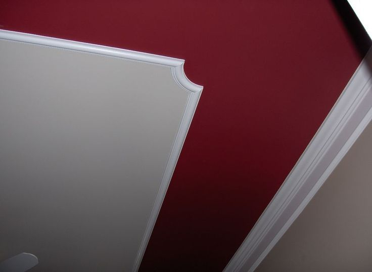 Trey Ceiling Or Tray Ceiling