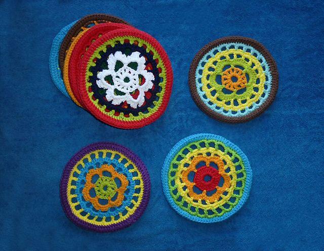 Ravelry: Frisbee #3 pattern by Pan Perkins