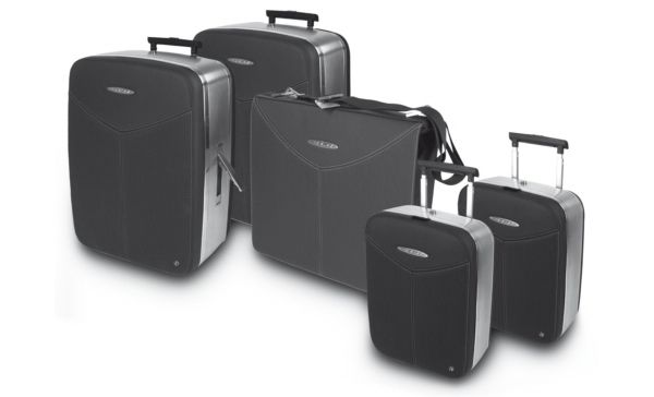 Mercedes benz luggage lugagge pinterest for Mercedes benz suitcase